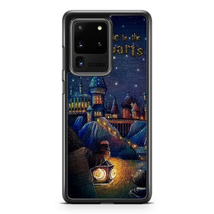 Harry Potter Welcome To Hogwarts Samsung Galaxy S20 Ultra Case Cover
