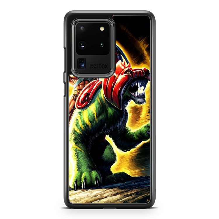 He Man And Battlecat Samsung Galaxy S20 Ultra Case Cover