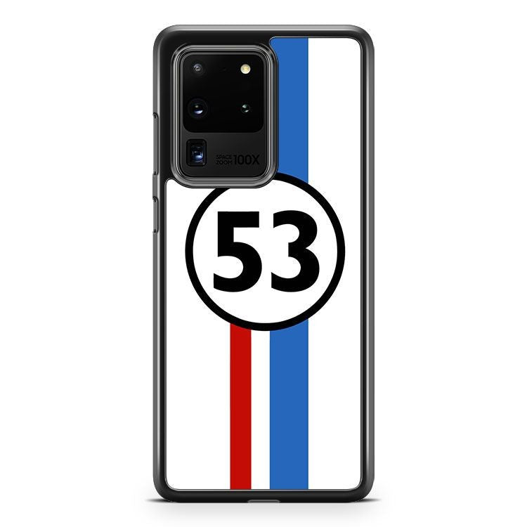 Herbie 53 Vdub Beetle Bug Samsung Galaxy S20 Ultra Case Cover