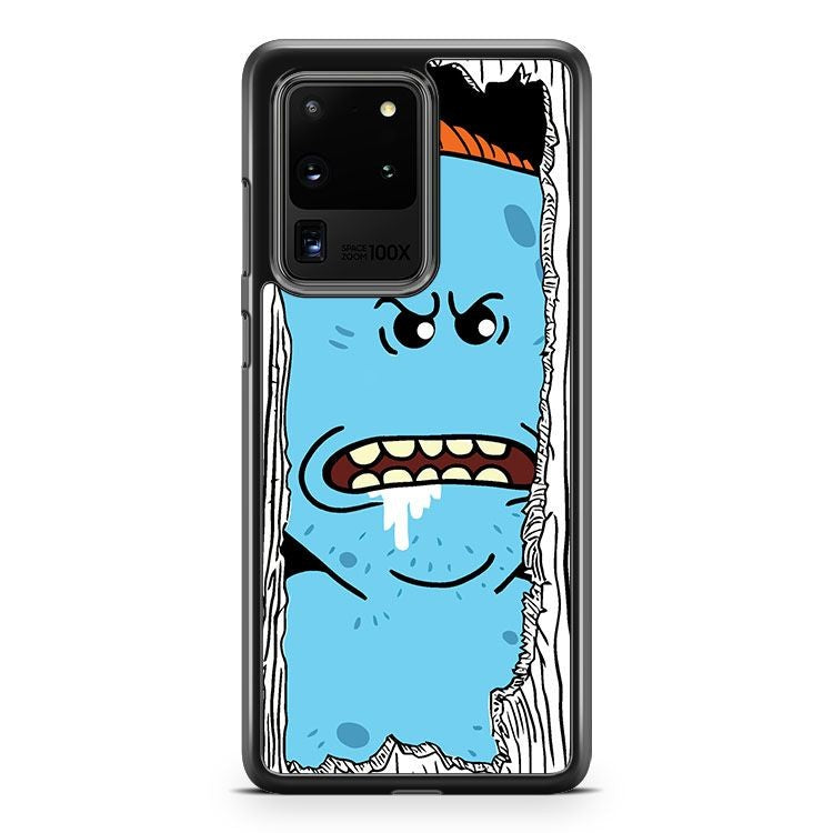 Here s Meeseeks Samsung Galaxy S20 Ultra Case Cover