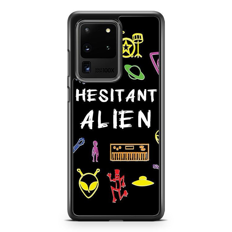 Hesitant Alien Samsung Galaxy S20 Ultra Case Cover