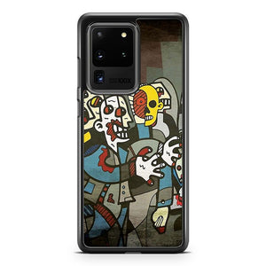 Zombie Parade Samsung Galaxy S20 Ultra Case Cover