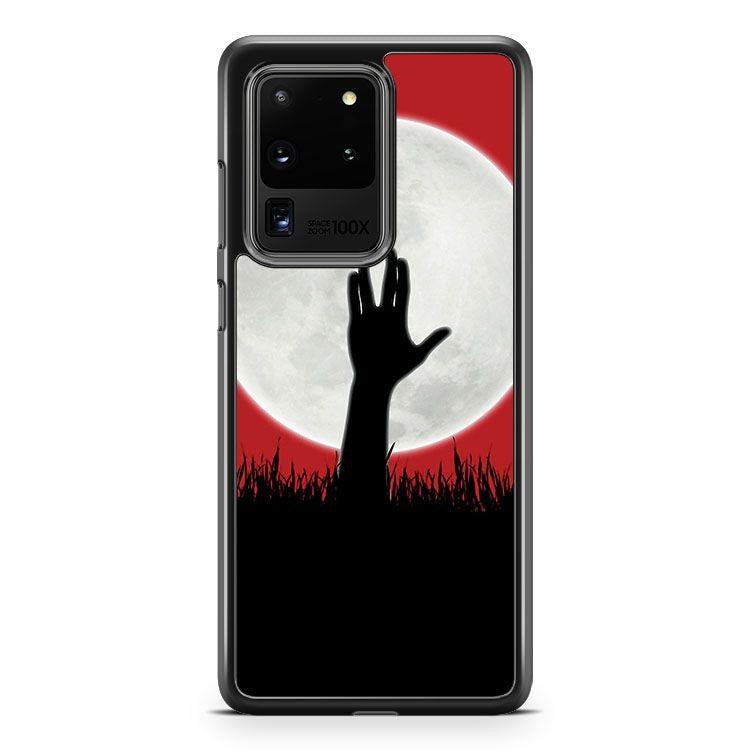 Zombie Spock Samsung Galaxy S20 Ultra Case Cover