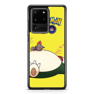 Zorua Pokemon Go Samsung Galaxy S20 Ultra Case Cover