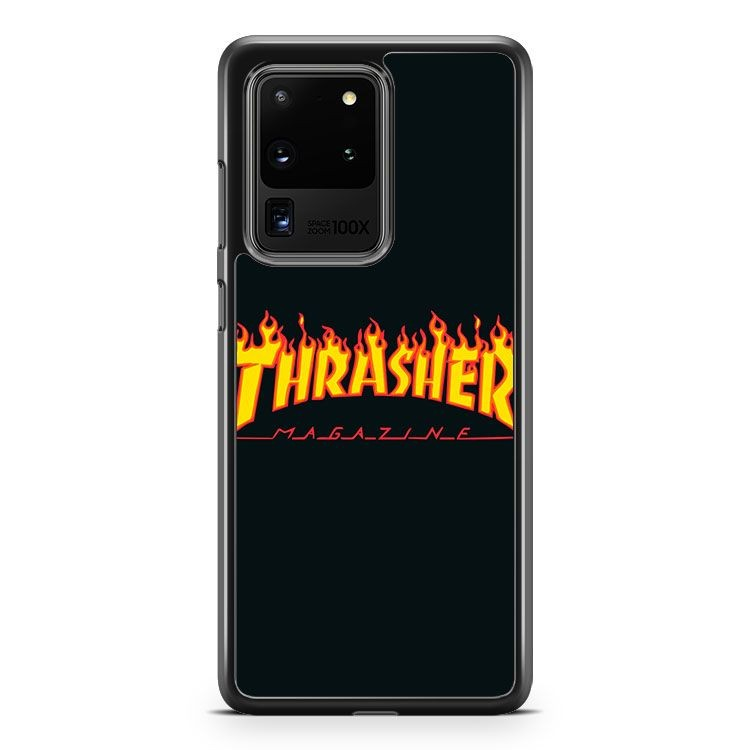 Hip Hop Skateboard Thrasher Samsung Galaxy S20 Ultra Case Cover