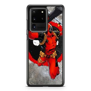 Hip Hop Deadpool Samsung Galaxy S20 Ultra Case Cover