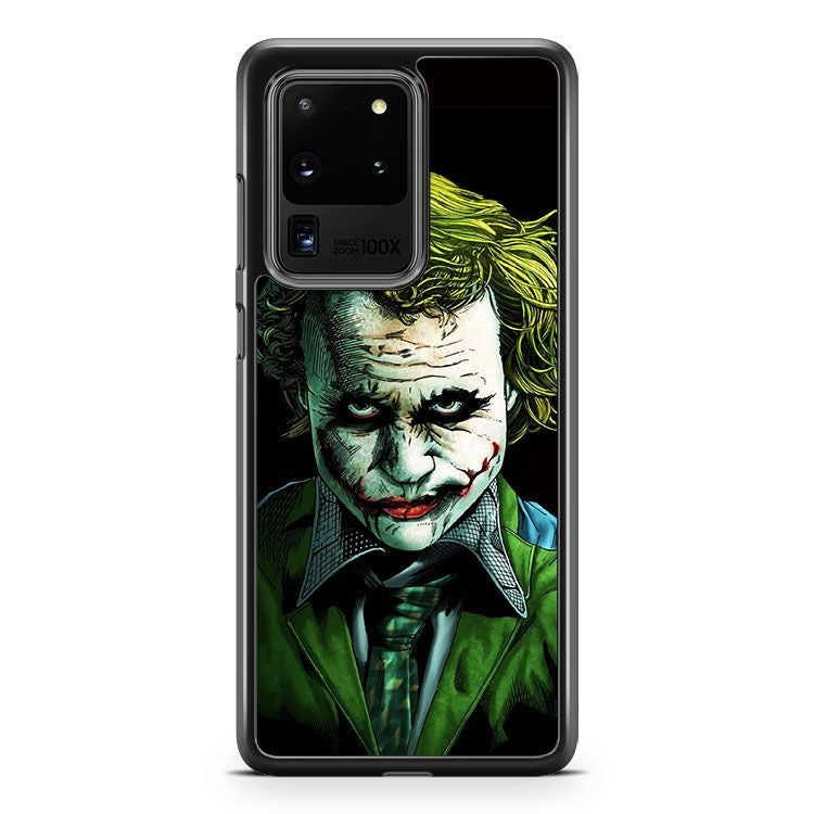 Heath Ledger Joker 2 Samsung Galaxy S20 Ultra Case Cover