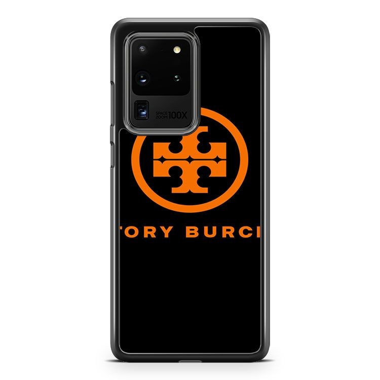 Tory Burch Big Logo Cover Samsung Galaxy S20 Ultra Case Cover
