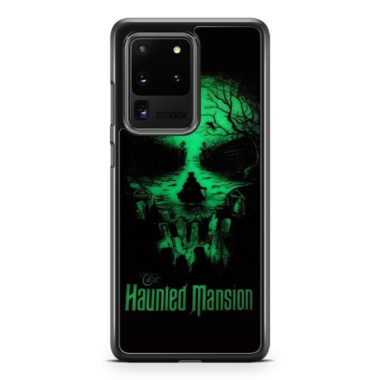 Haunted Mansion Hatbox Ghost Samsung Galaxy S20 Ultra Case Cover