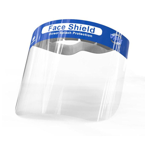 PET Standard Anti-Fog Face Shield (10xPack) - VPG Protective
