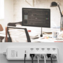 Load image into Gallery viewer, Zooz ZEN20 Z-Wave Plus S2 Power Strip