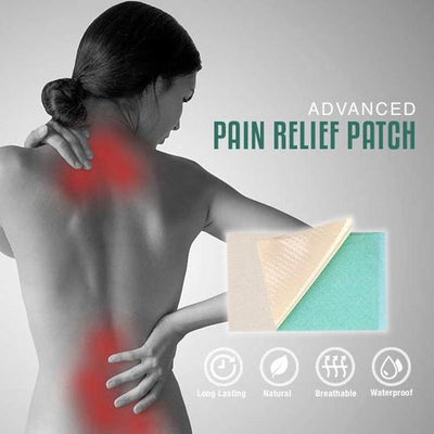 Pain Relief Patch - glamodi