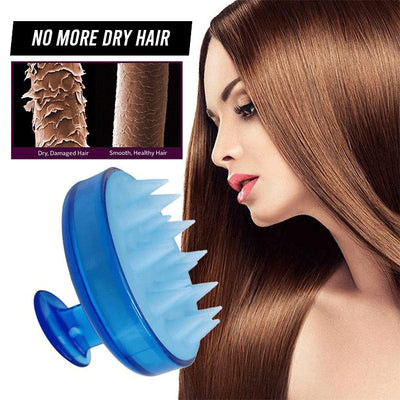 Hair Scalp Massager Shampoo Brush - hoglam2020
