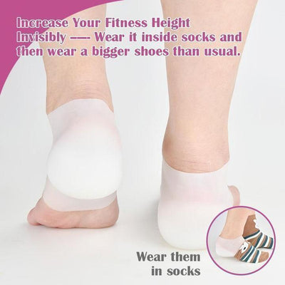 Invisible Height Increased Insoles - hoglam2020