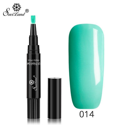 One-step Gel Nail Pen Set - glamodi