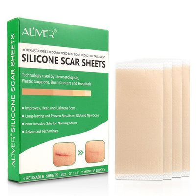 Silicone Scar Sheets - hoglam2020