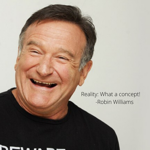 Robin Williams Reality