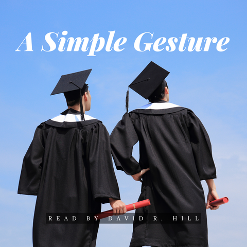 A Simple Gesture by John W Schallater