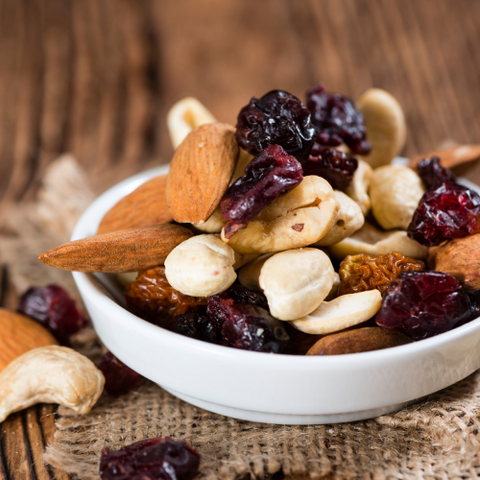 Health Conscious Snacks Trail Mix