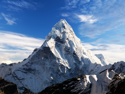 Mount Everest Boundless Gratitudes