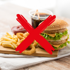 Processed Foods Cause Inflammation