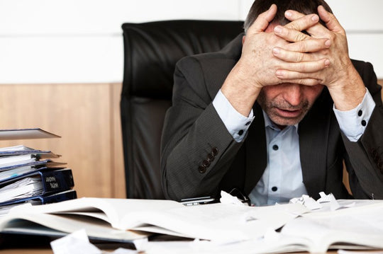 Dealing With Stress as a Manager