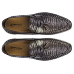 Da Vinci Tassel Loafers Brown