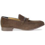 Greco Slip Ons Brown