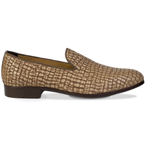 Henri Slip Ons Brown