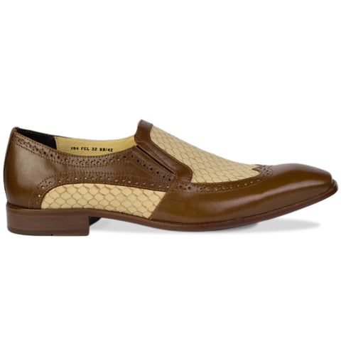 Picasso Loafers Brown