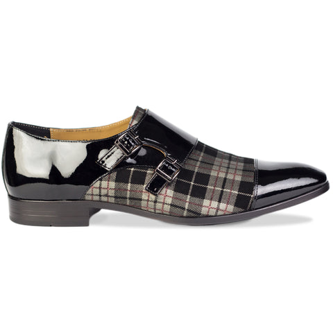Edgar Monkstrap Black