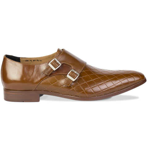 Marcel Monkstrap Brown