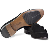 Roy Slip Ons Black