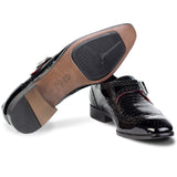 Turner Monkstrap Black