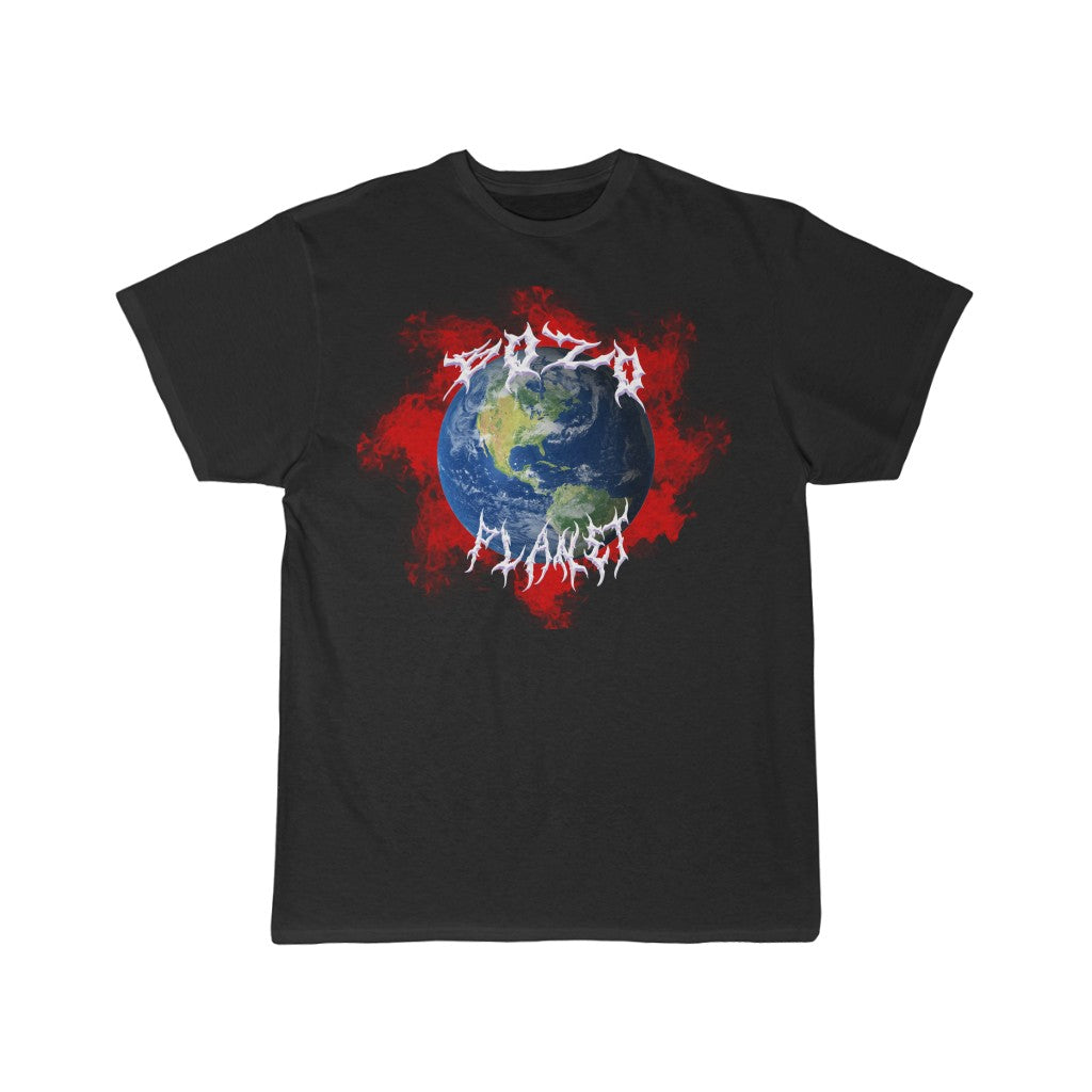 Bozo Planet Short Sleeve Tee