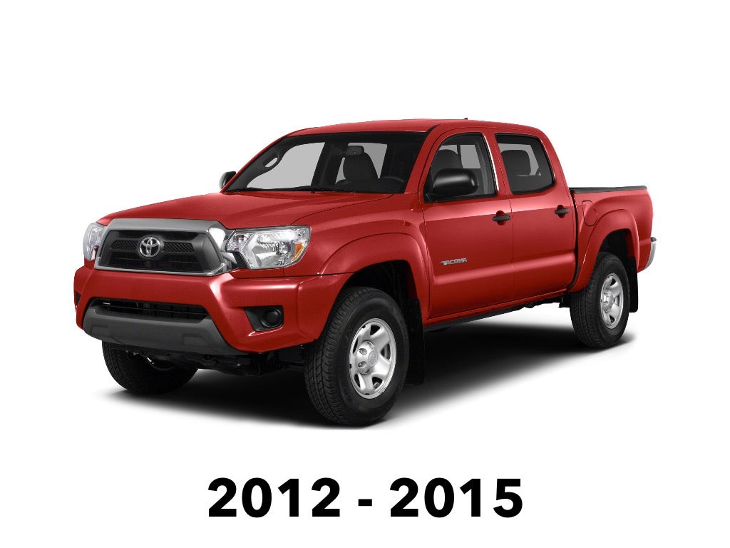 2nd Gen Tacoma 2012 - 2015