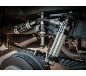 2005 - Current Toyota Tacoma Rear Hydraulic Air Bumpstop System