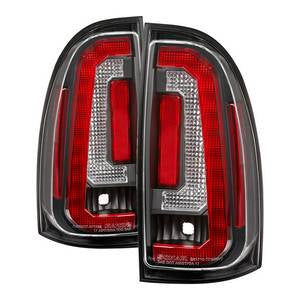 Spyder Toyota Tacoma LED Tail Lights (2nd Gen)