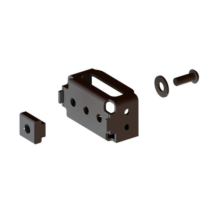 Bed Rail Tie Down Bracket & Accessory Mount