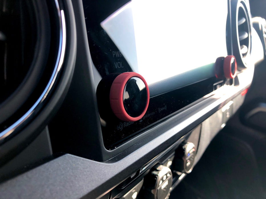 Radio Knob Grip Rings (2016+)
