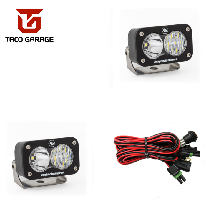 Baja Designs S2 Sport LED Light Pods