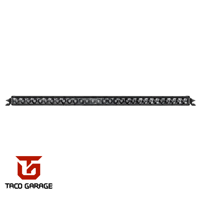 Rigid Industries Midnight Edition SR-Series Pro Light Bar (Spot)