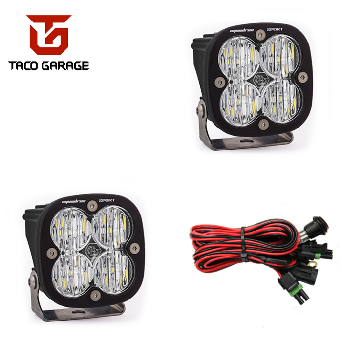 Baja Designs Squadron Pro LED Light Pods