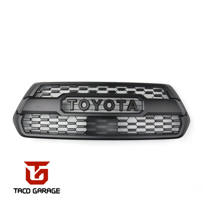 TRD Pro Grill for Third Gen Taco (2016 - 2020)