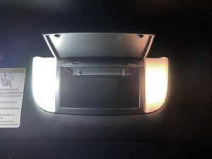 Interior light LED replacement kit (2016-2020)
