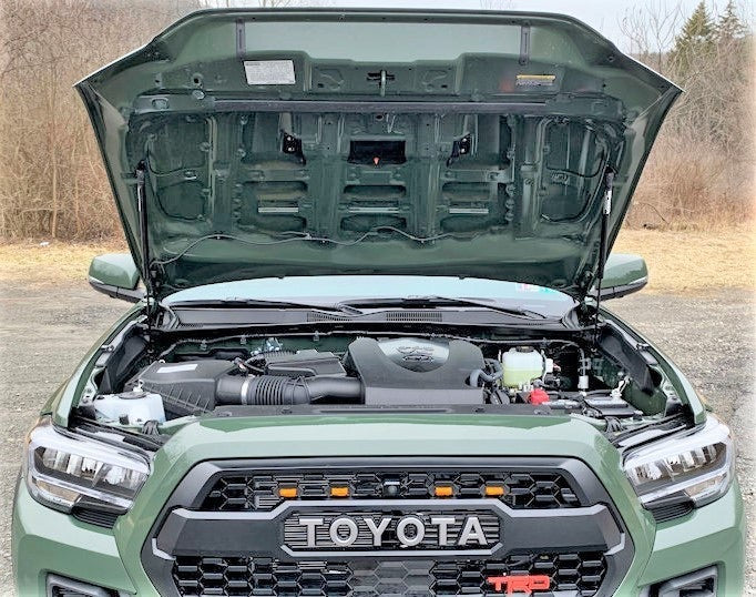3rd Gen Tacoma High Lift Hood Struts