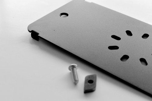 Rotopax Bed Rail Mounting Plate