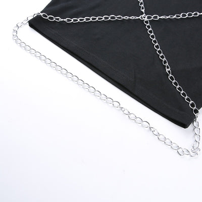 hollow chain top