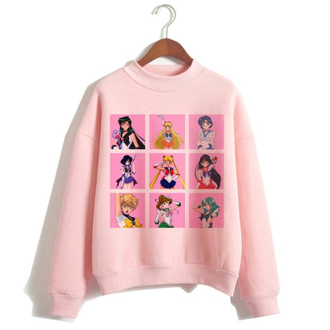 Anime Pullover