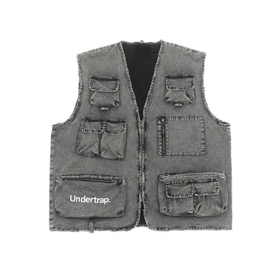 Undertrap Grey Vest